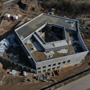 Biblioteka Uniwersytetu w Bialymstoku -Wiercenia geologiczne wraz z Dokumentacja geologiczno inzynierska
